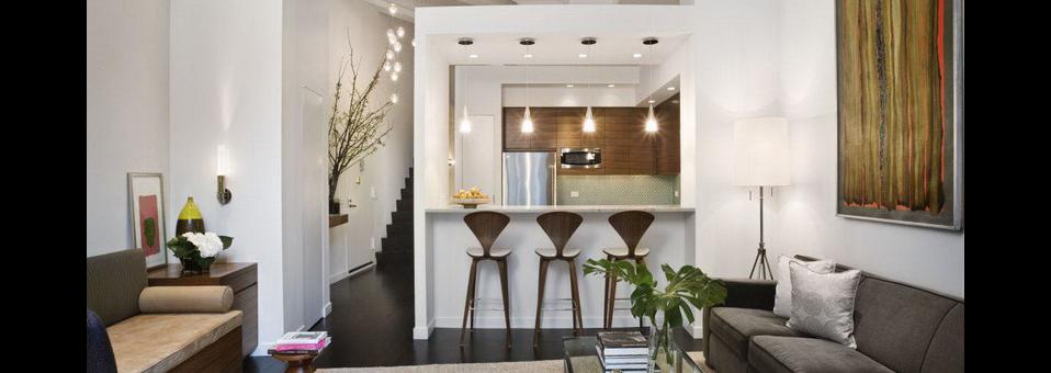 de bonnes astuces pour am nager les petits espaces. Black Bedroom Furniture Sets. Home Design Ideas
