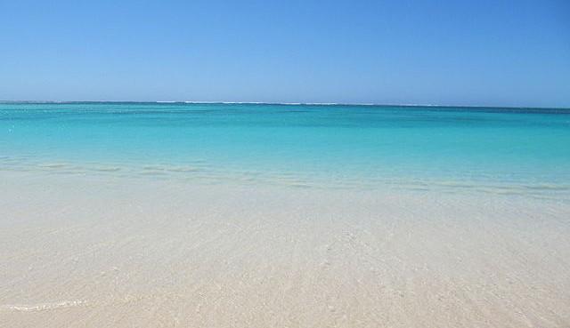 Une belle plage pour passer l'été en famille