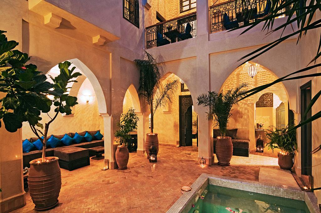 Un Séjour Atypique Dans Un Riad Marocain Domotikifr
