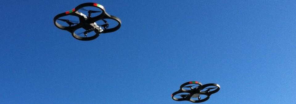 Les drones : utiles ou futiles ?
