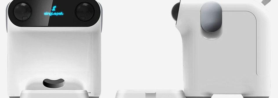 SinglePet : un robot pour les animaux
