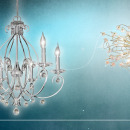 Le lustre en cristal : un intemporel chic