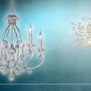 Le lustre en cristal : un intemporel chic
