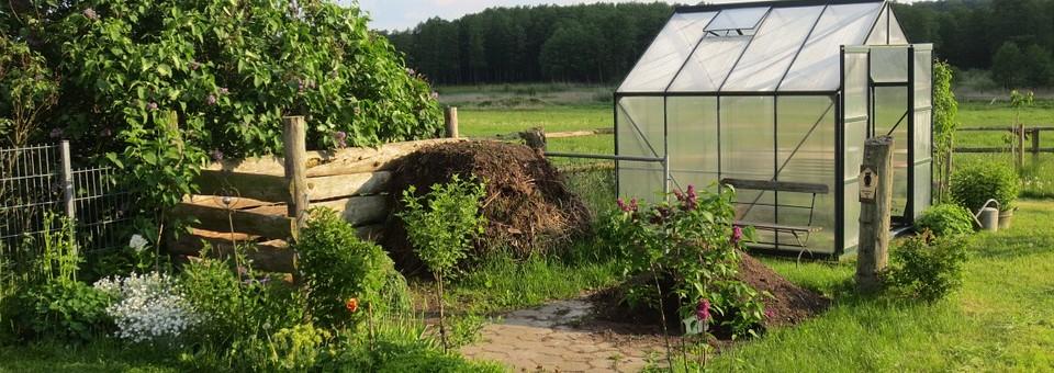 Installer une serre dans son jardin