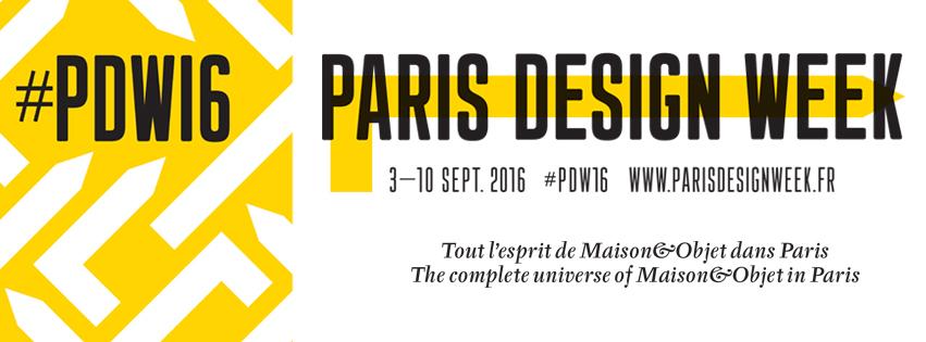 La PARIS DESIGN WEEK revient en septembre !