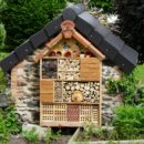 Les hôtels à insectes, pour une meilleure préservation de l'environnement