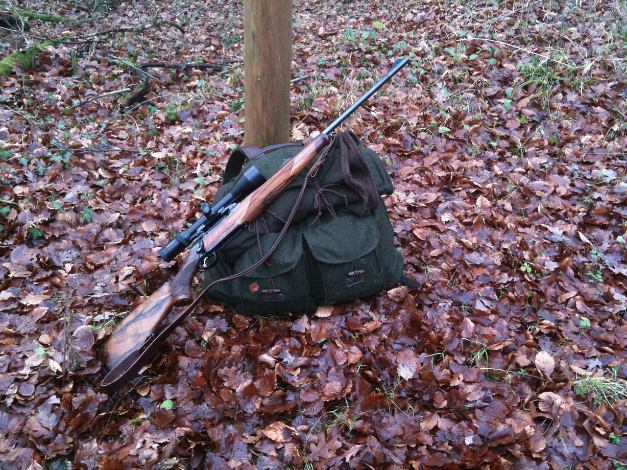 Quel type de sacs emporter pour la chasse ?