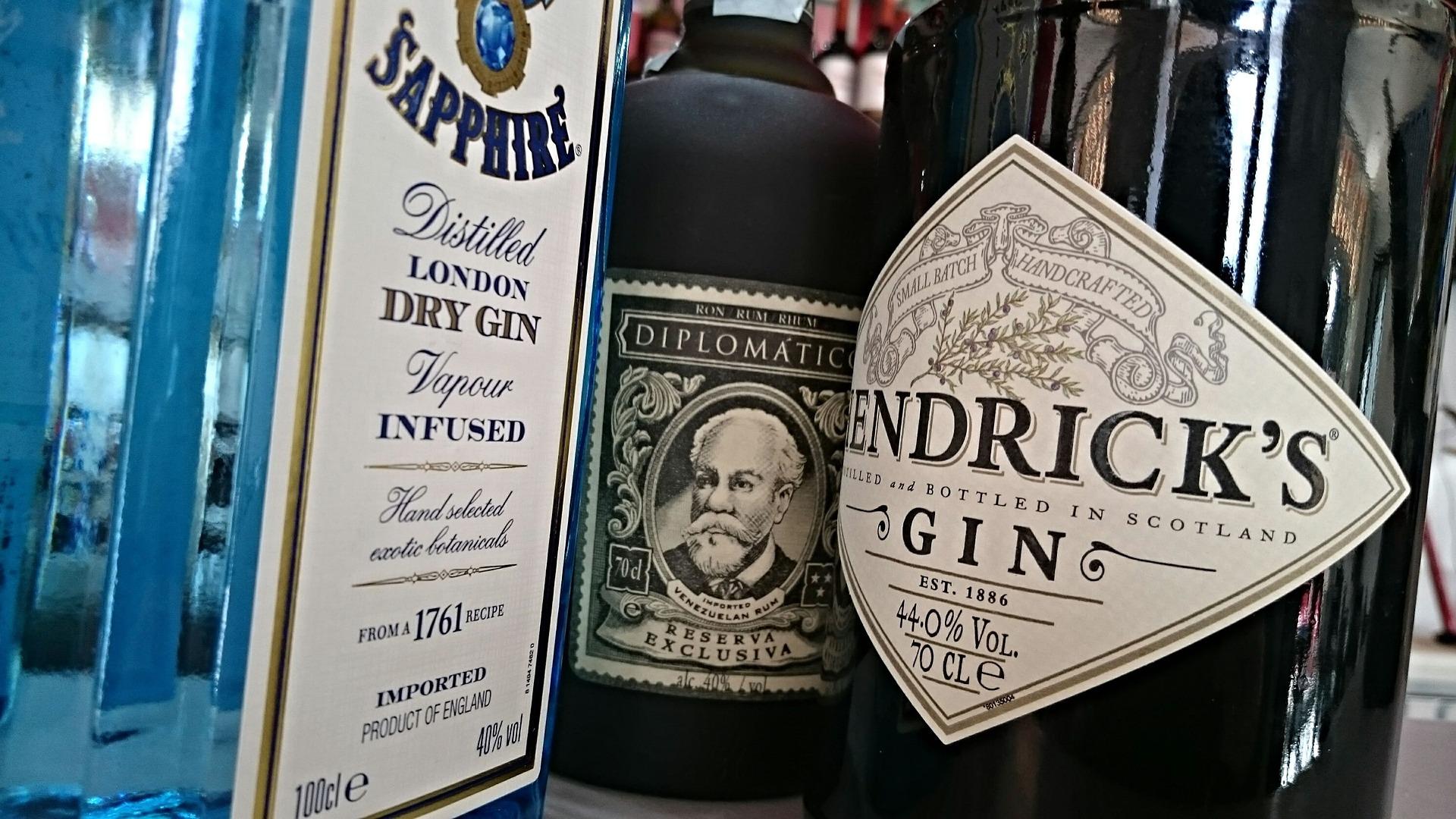 Tout savoir sur la composition du gin