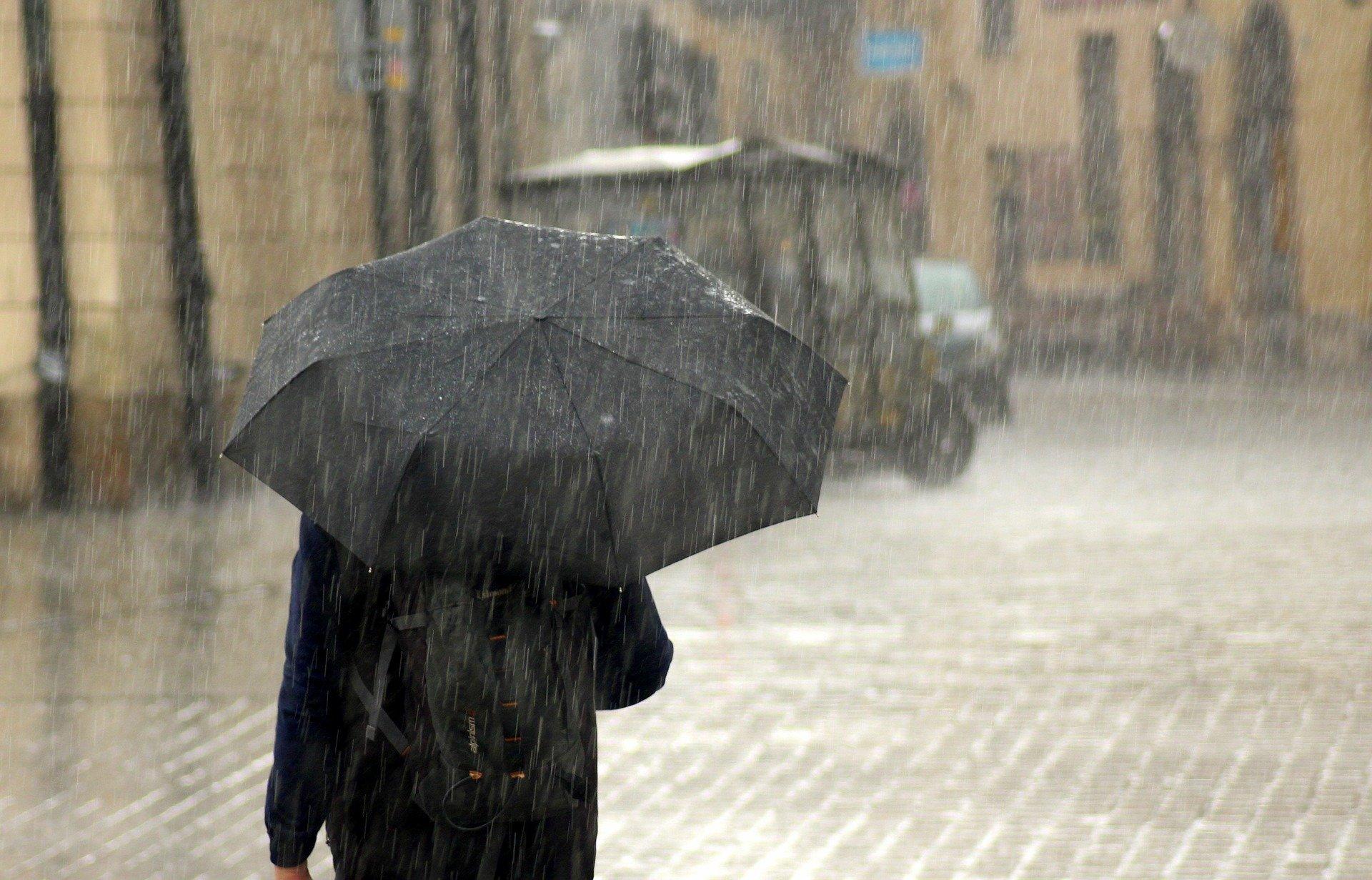 Un parapluie noir : pourquoi pas ?